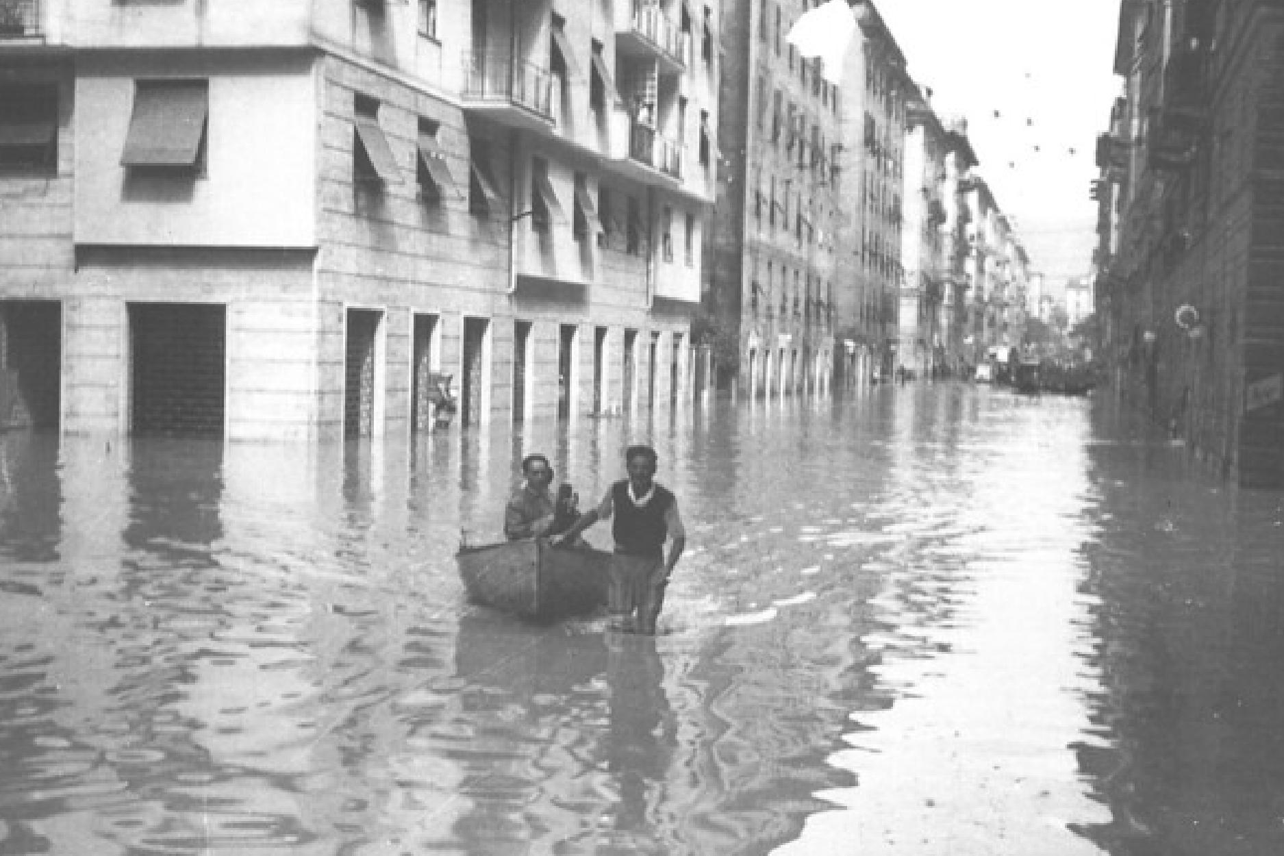 19/09/1953 Provincia di Genova - 10 Morti