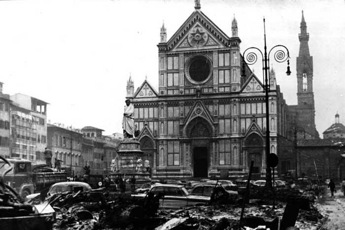 04/11/1966 - Toscana e Firenze - 47 MORTI