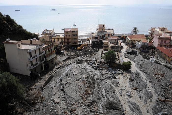 01/10/2009 - Provincie di Messina - 37 MORTI